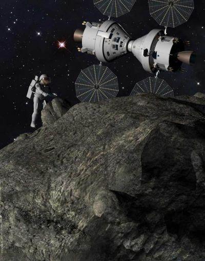 exploatarea asteroizilor