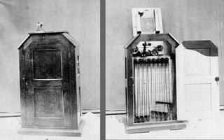 kinetoscopul lui Thomas Edison