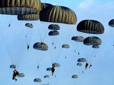 parasutism militar