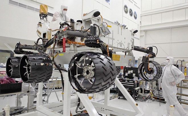 laborator NASA