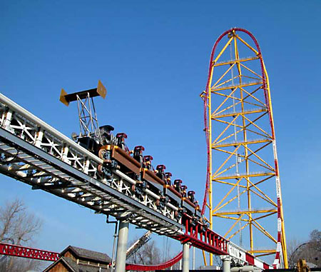 The Thrill Dragster