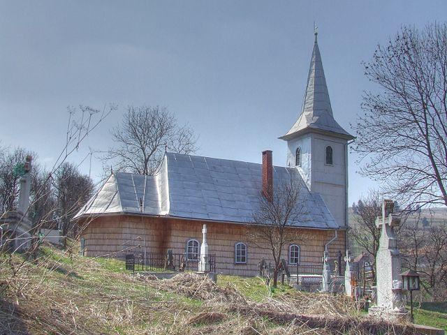 Biserica de lemn din Ciuleni