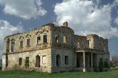Castelul Haller din Coplean