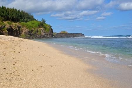 Plaja Gris Gris din Mauritius