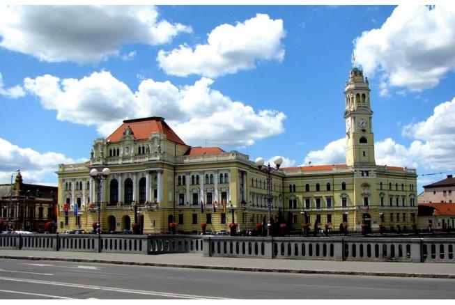 Palatul Primariei din Oradea