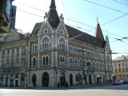 Palatul Szeki, Cluj
