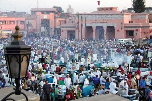 Piata-Jamaa-el-Fna-Marrakech