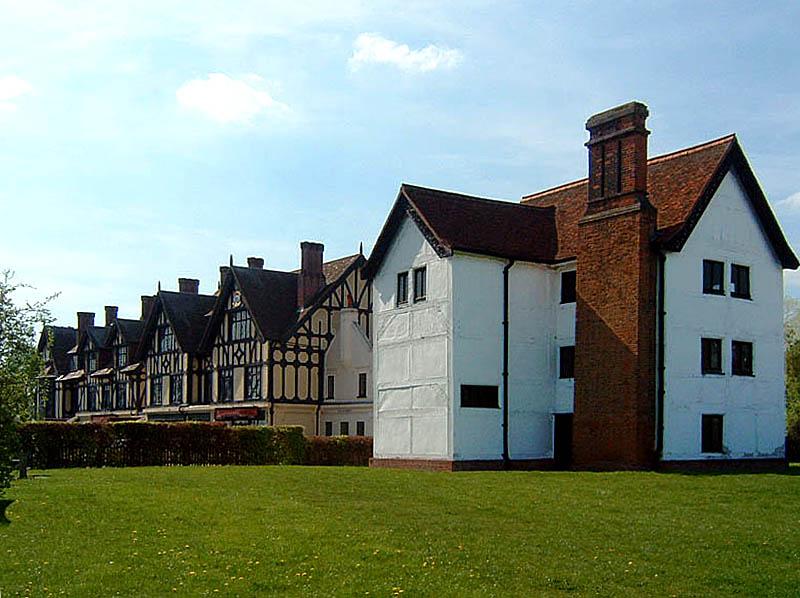 Casa de vanatoare a reginei Elisabeta