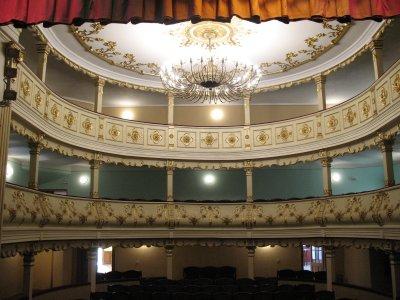 Teatrul Mihai Eminescu din Oravita