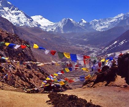 Tibet si muntii Himalaya