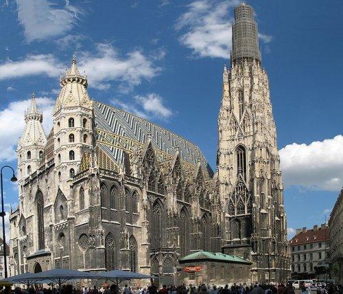 Stephansdom din Viena