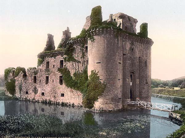Castelul Caerlaverock