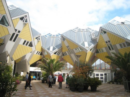 Casele cubice (Olanda)