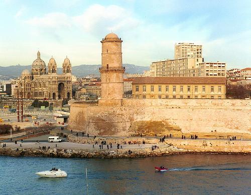 Fortareata Sfantul Ioan Marsilia