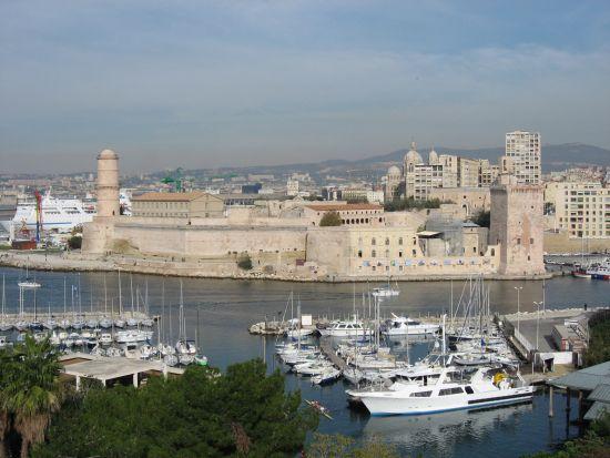 Fortareata Sfantul Nicolae Marsilia
