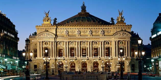 Palatul Garnier