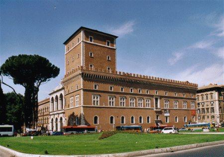 Palatul Venetia din Roma