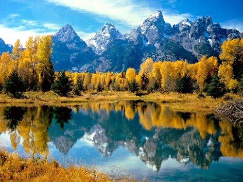 Parcul National Grand Teton