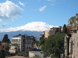 Taormina Vulcanul Etna