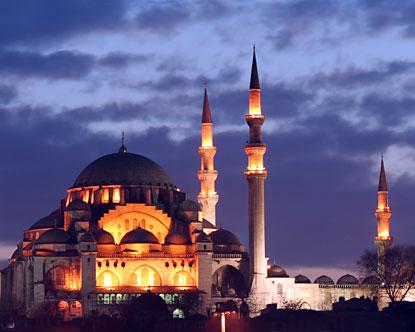 Istanbul - centrul cultural si economic al Turciei