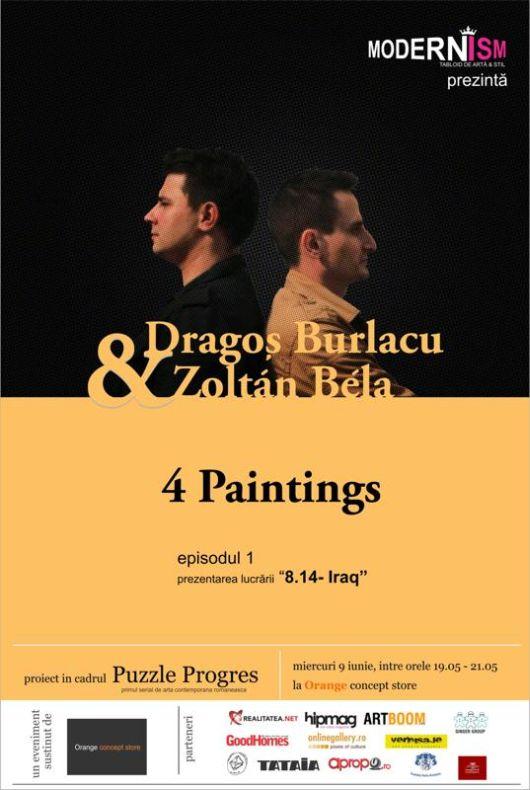 Puzzle  Progress - Dragos Burlacu si Zoltan Bela