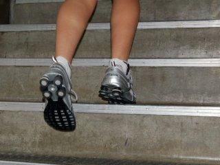 urcatul scarilor