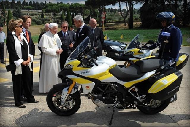 motociclete Multistrada