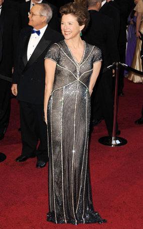 Annette Bening in Naeem Khan