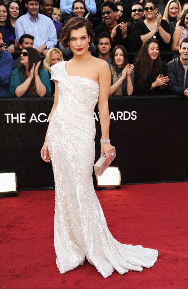 Milla Jovovich la Oscar