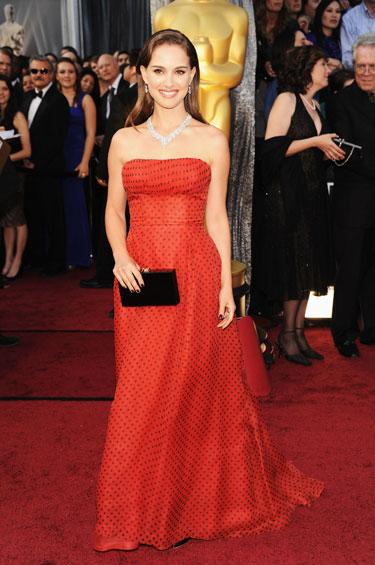 Natalie Portman la Oscar