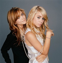 Ashley Olsen si Mary-Kate