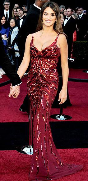 Penelope Cruz in L'Wren Scott