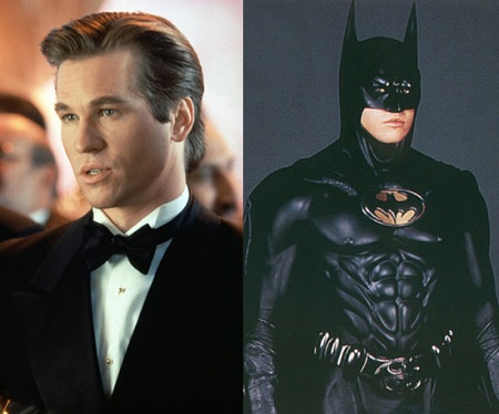 Val Kilmer, in Batman Forever