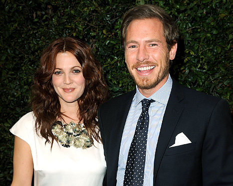 Drew Barrymore si Will Kopelman