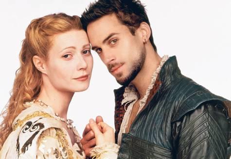 Gwyneth Paltrow si Joseph Fiennes, Shakespeare in Love