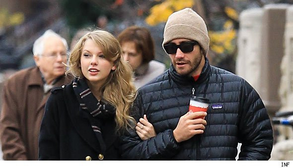 Jake Gyllanhaal si Taylor Swift
