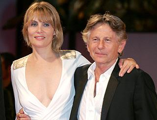 Roman Polanski si Emmanuelle Seigner