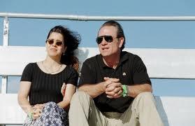 Tommy Lee Jones si Dawn Laurel