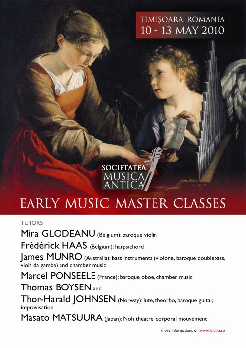 Master Classes Early Music