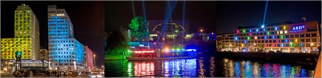 Festivalul Luminilor de la Berlin