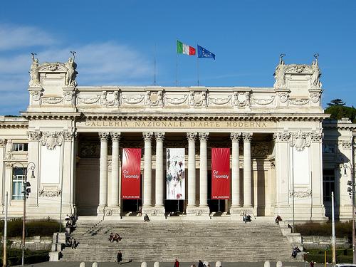 Galeria Nationala de Arta Moderna, Roma