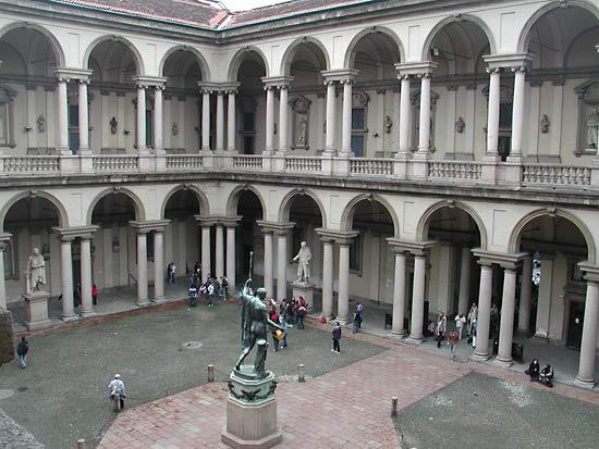 Pinacoteca di Brera, Milano