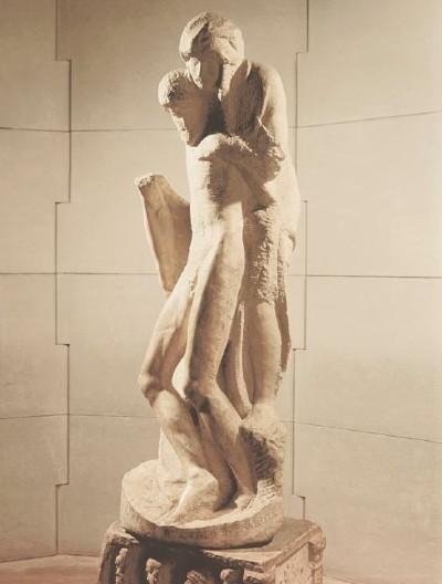 Rondanini Pieta, Michelangelo