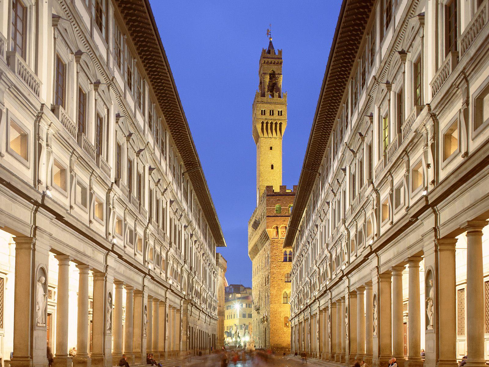 Galeria Uffizi, Florenta