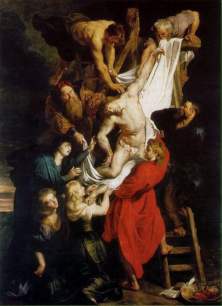 Coborarea lui Iisus de pe Cruce