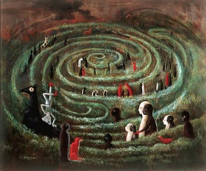 pictura de Leonora Carrington