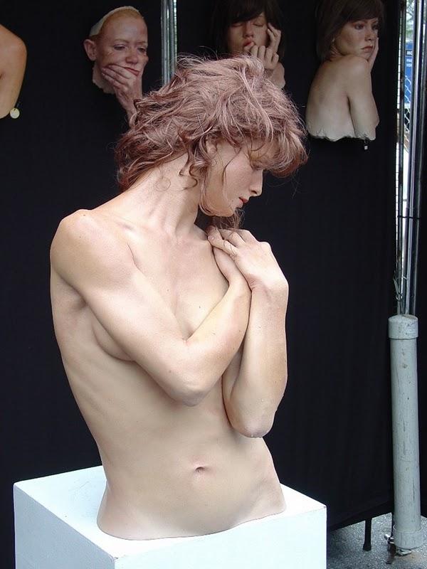 Sculptura de Marc Sijan