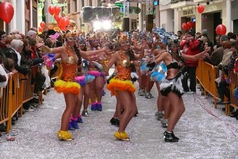 Carnaval in Sitges
