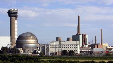 Centrala nucleara de la Sellafield