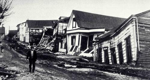 Cutremurul din Chile 1960